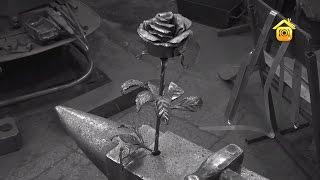 Художественная ковка // FORUMHOUSE(Больше видео на http://www.forumhouse.tv Кованные изделия способны придать неповторимый шарм любому интерьеру и эксте..., 2013-02-08T16:35:33.000Z)