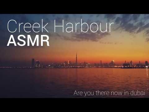 두바이여행 ASMR [Dubai Creek Harbour]