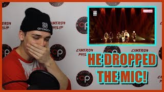 BTS (?????) - MIC Drop @ BTS Comeback Show REACTION [I'M SHOOK] MP3