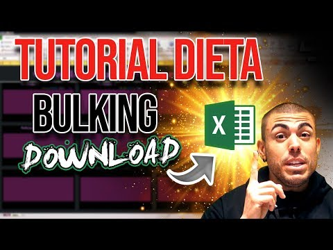 dieta bulking leandro twin