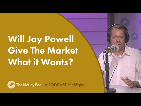 Will Jay Powell Give the Market What It Wants?