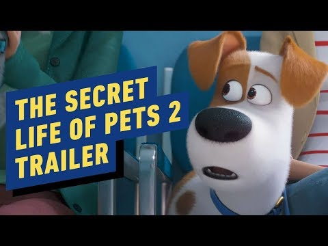 J Will Jamboree - The 'Secret Life of Pets' continue in new trailer
