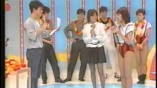1985年 名古屋テレビ「でたがりサンデー45」 名古屋のオーディショ...