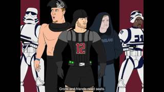 Gridiron Heights, Ep. 14: Patriots Fight Cowboys Rebellion for 'Rogue One' Seats
