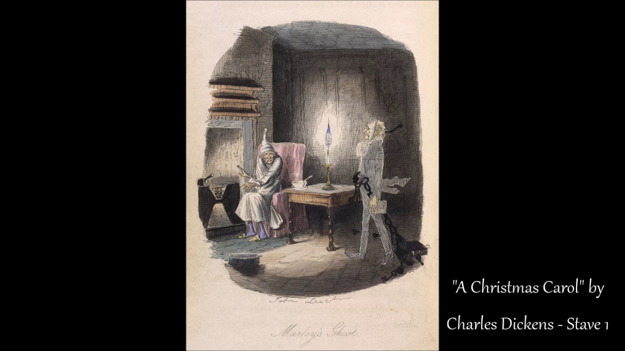 A Christmas Carol by Charles Dickens - Stave 1 - YouTube