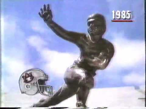TBS Sports: SEC Football, Auburn v Kentucky (circa 1989)