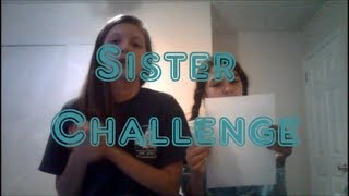 Sister Challenge ft. Emily | LetsGetBeautylicious Thumbnail