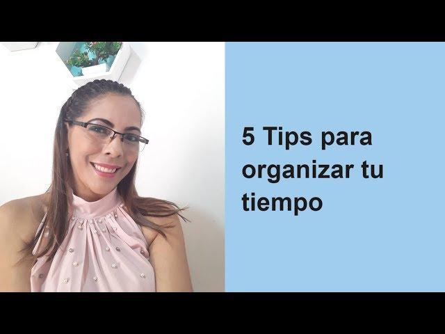 MULTINIVEL - RETO 90 DIAS - 5 TIPS PARA ORGANIZAR TU TIEMPO EN TU NEGOCIO DESDE CASA
