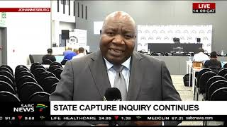 Wrap of Barbara Hogan's State Capture Inquiry testimony: Mzwandile Mbeje