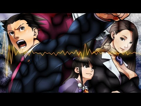 Ace Attorney Remix: Objection! 2001