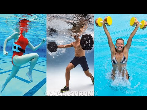 5 Best Aquatic Exercise Equipment 2020