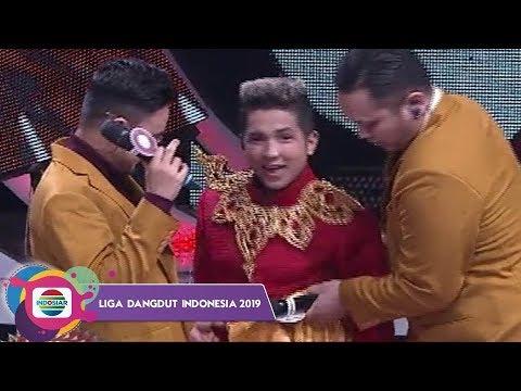 WADUUH!! Jirayut Celananya Melorot Keasyikan Goyang - LIDA 2019