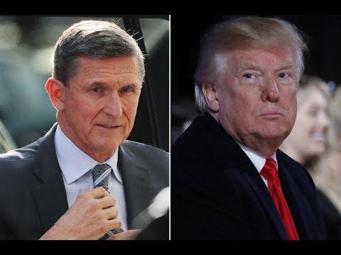 Flynn Flips On Trump Officials, Cuts Deal