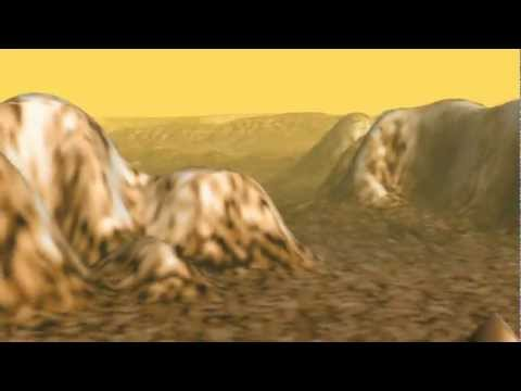 Geological Features of Titan, Moon of Saturn | NASA Cassini HD Video