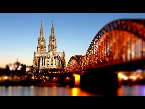 COLOGNE The Vibrant City Ein Zeitraffer Film über Köln - Timelapse Cologne