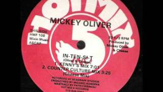 Intensity (kenny mix) - MICKEY OLIVER ( DJ OUIPET ) 1989