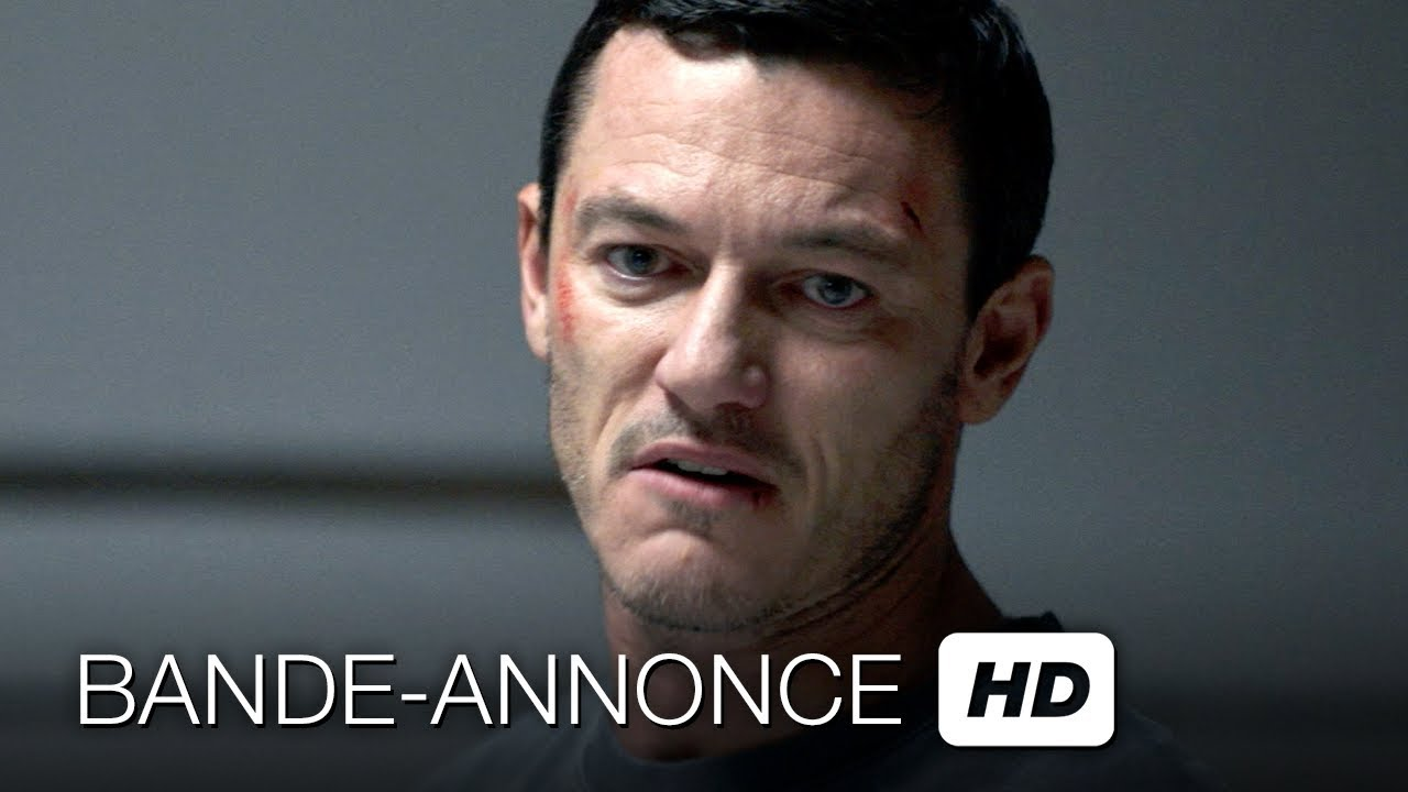 Otage - Bande-annonce (2018)   Luke Evans, Kelly Reilly