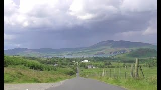 a drive to DUNREE FORT  Inishowen  Co Donegal