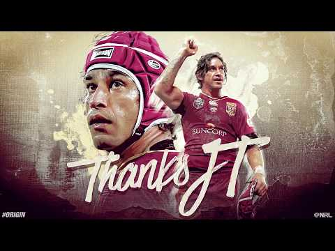 Johnathan Thurston | The Ultimate Origin Tribute (HD)