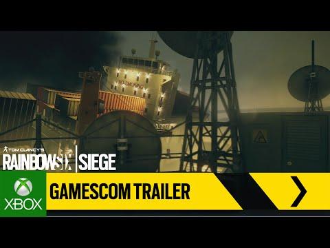 Rainbow Six Siege Gamescom Trailer