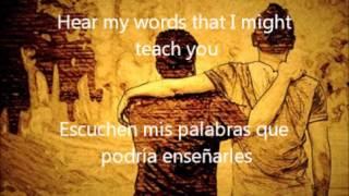The sound of silence 1964. Subtitulado en ingles y español