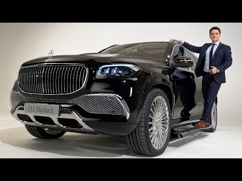 2020 Mercedes Maybach GLS - Full GLS 600 Review Interior Sound Exterior Infotainment