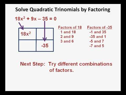 Solve Quadratic Trinomials By Factoring Using The Box. Minority Business Funding Tech School Careers. Masters In Environmental Planning. Injured In Car Accident Compensation. Leadership In Health Services. How Do Breast Implants Work Gre Tutors Nyc. Learn Cyber Security Online Free. American International University Athletics. Online Rn To Msn Fast Track Self Harm Rehab