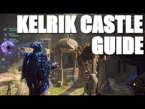 ANTHEM GUIDES | KELRIK CASTLE GUIDE INC. VALKYRIE SPWN MECHANIC!