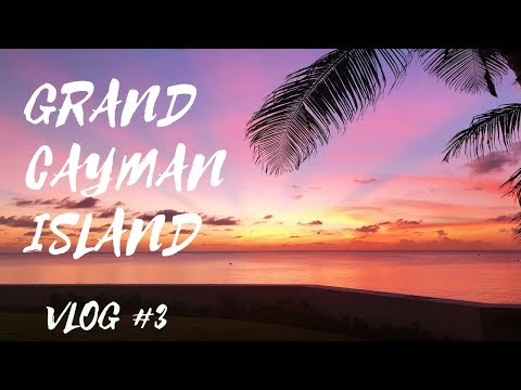 THE NICEST PEOPLE AND MOST BEAUTIFUL PLACE ON EARTH || Exploring Georgetown || Grand Cayman Vlog #3