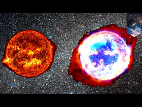 What happens when the sun burns out? Something beautiful - TomoNews