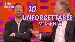 10 Unforgettable Moments from The Graham Norton Show