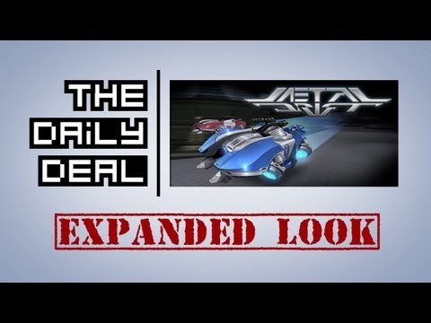 The Daily Deal - Metal Drift - The Daily Deal XL