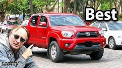 5 Used Trucks You Should Buy