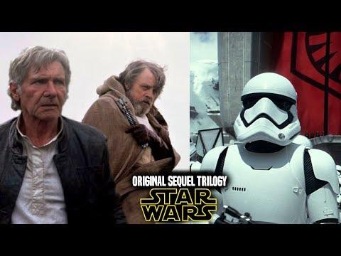 Star Wars! Original Sequel Trilogy Explained & More! (Star Wars News)