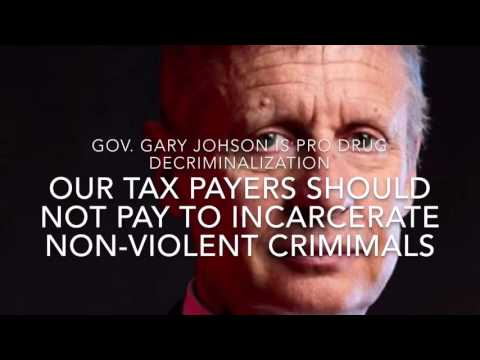 Gary Johnson Campaign Video