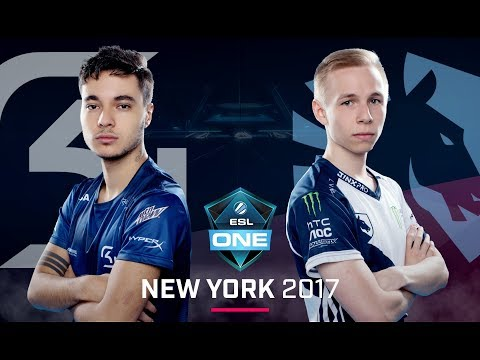 CS:GO - SK vs. Team Liquid [Cbble] Map 3 - Semi Finals - ESL One New York 2017