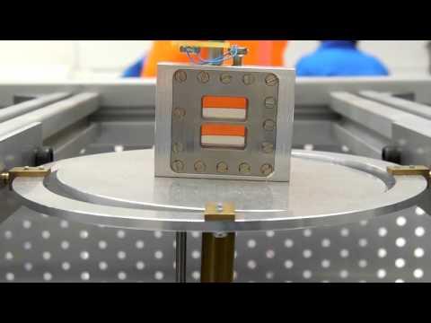 Microgravity mixing