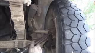 Шприцуем(смазываем) ГАЗик(ГАЗ 53,ГАЗ 3307...)