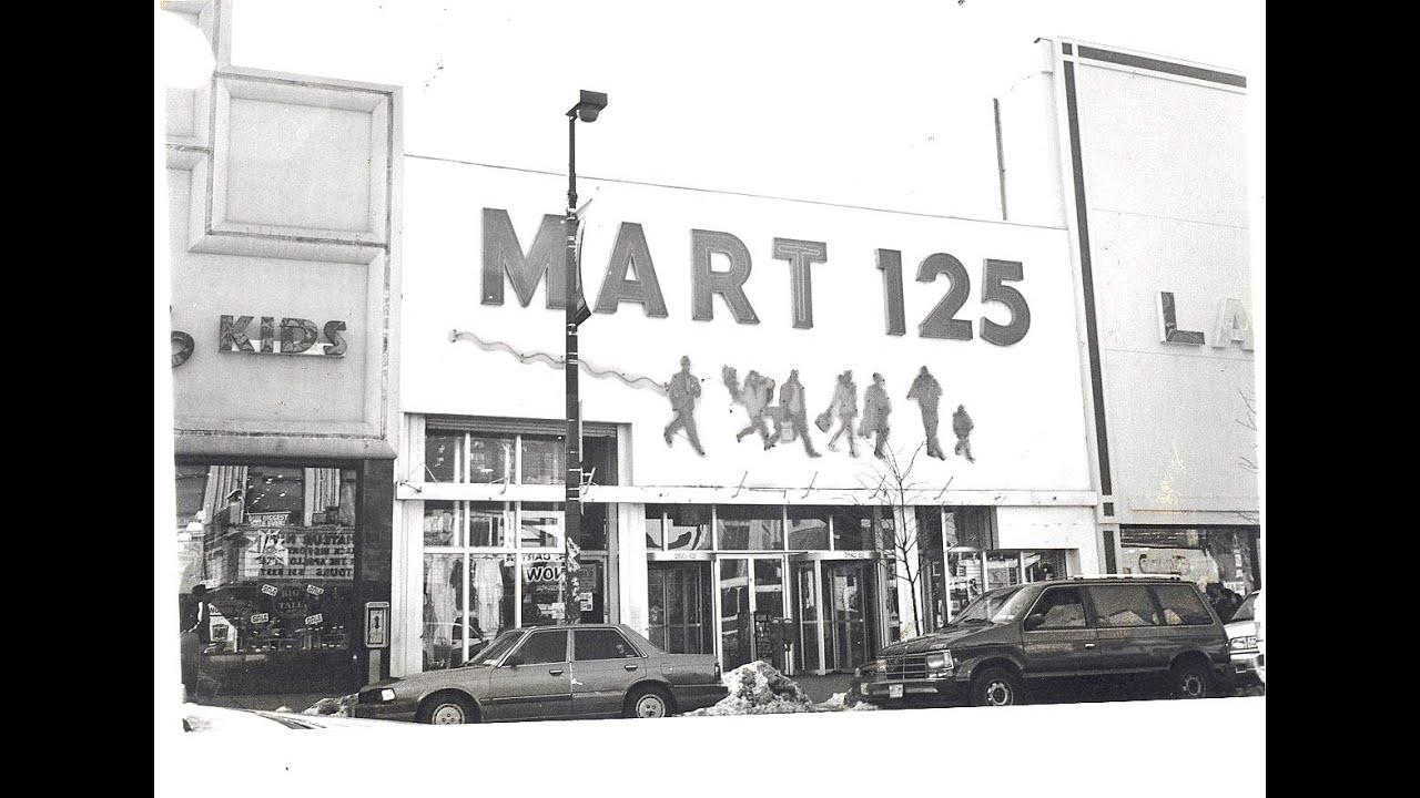 Harlem Mart 125: The American Dream Full Movie