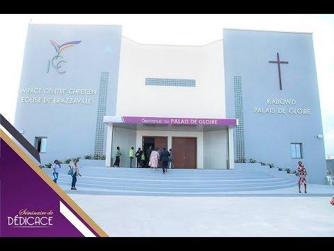 """Reportage grand format : Le Palais de Gloire """" Le rêve que Dieu voulait réaliser à Brazzaville"""""""
