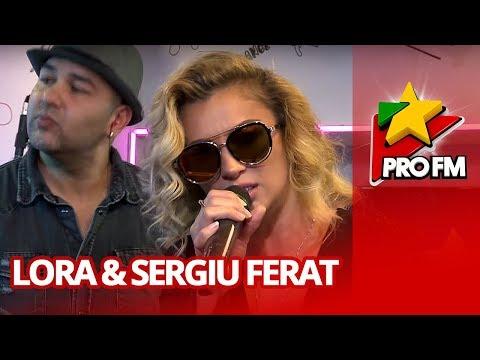 Lora - Lume feat. Sergiu Ferat | ProFM LIVE Session