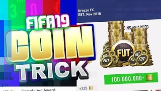 The EASIEST WAY to make COINS on FIFA 19...