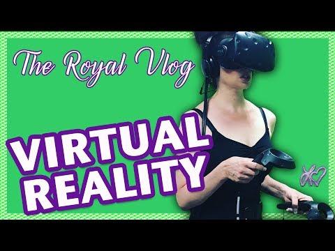 "The Royal Vlog w/ Queen Lesli Margherita: Episode 4 - ""Virtual Reality"""