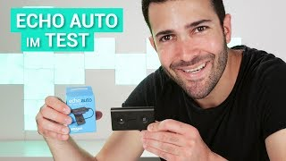 Alexa im Auto! Der Amazon Echo Auto im Test & Review (deutsch)