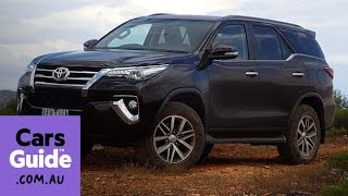 2015 Toyota Fortuner review | first drive