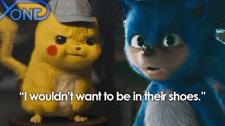 Detective Pikachu Director Comments On Sonic Movie Backlash