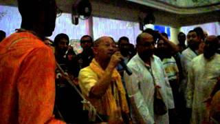 Download Janardan Dasa Toronto Temple Ecstatic Kirtan  2011 MP3 song and Music Video