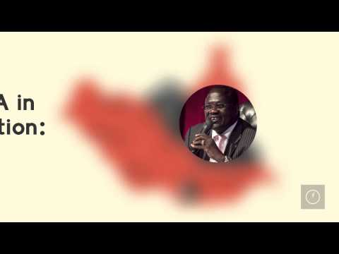 South Sudan Civil War Explained
