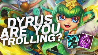 One of Dyrus's most recent videos: