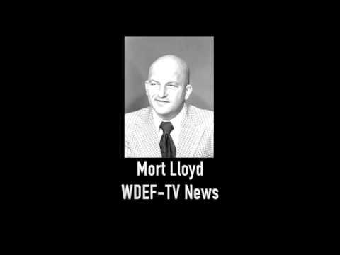 WDEF TV & Mort Lloyd -  Fall 1970
